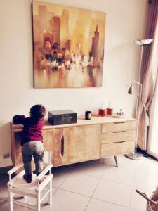 dziecięca fototapeta