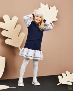ubranie dla dziewczynki w nowoczesnym stylu