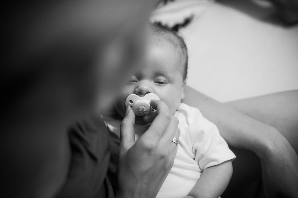 Smoczki dla niemowląt